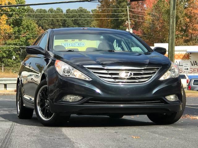2012 Hyundai Sonata For Sale At ATLAS AUTOS In Marietta GA