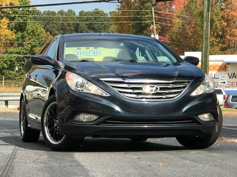 2012 Hyundai Sonata for sale at ATLAS AUTOS in Marietta GA