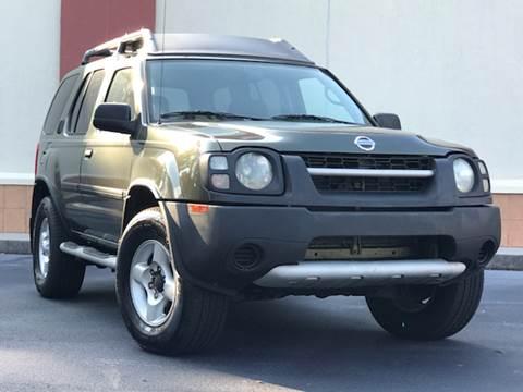 2003 Nissan Xterra for sale at ATLAS AUTOS in Marietta GA
