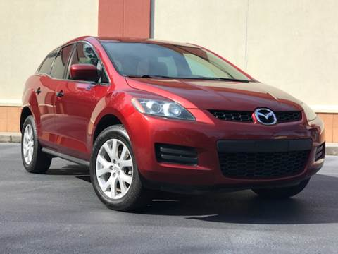 2008 Mazda CX-7 for sale at ATLAS AUTOS in Marietta GA
