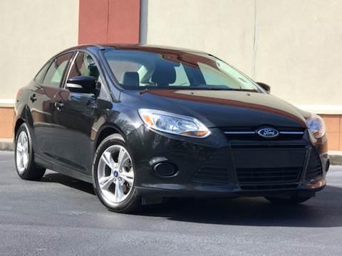 2014 Ford Focus for sale at ATLAS AUTOS in Marietta GA