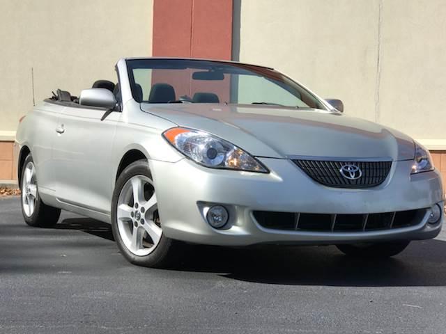 2005 Toyota Camry Solara For Sale At ATLAS AUTOS In Marietta GA