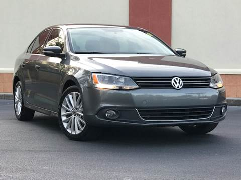2011 Volkswagen Jetta for sale at ATLAS AUTOS in Marietta GA