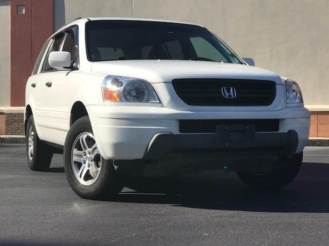 2004 Honda Pilot for sale at ATLAS AUTOS in Marietta GA