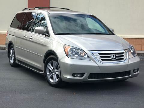 2008 Honda Odyssey for sale at ATLAS AUTOS in Marietta GA