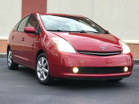 2007 Toyota Prius for sale at ATLAS AUTOS in Marietta GA