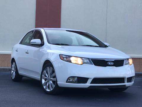 2011 Kia Forte for sale at ATLAS AUTOS in Marietta GA