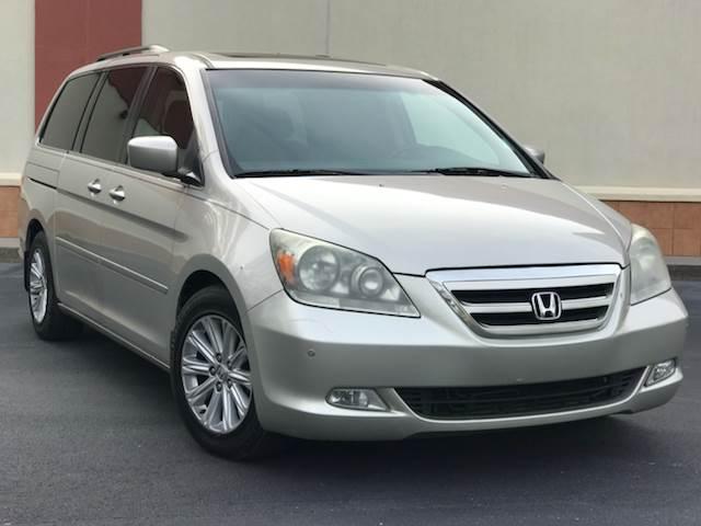 2005 Honda Odyssey for sale at ATLAS AUTOS in Marietta GA