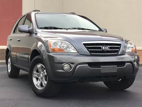 2008 Kia Sorento for sale at ATLAS AUTOS in Marietta GA
