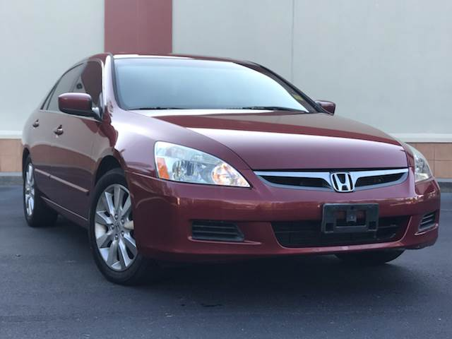 2007 Honda Accord For Sale At ATLAS AUTOS In Marietta GA