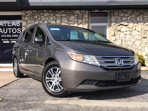 2011 Honda Odyssey for sale in Marietta, GA