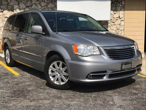 2014 Chrysler Town and Country for sale in Marietta, GA