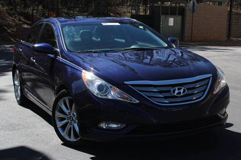 2011 Hyundai Sonata for sale at ATLAS AUTOS in Marietta GA