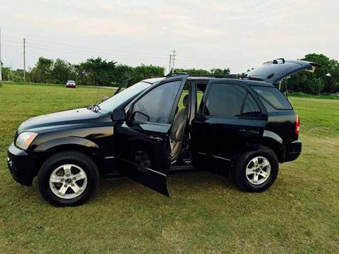 2003 Kia Sorento for sale at LA Motors Miami in Miami FL
