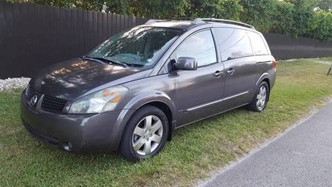 2004 Nissan Quest for sale at LA Motors Miami in Miami FL