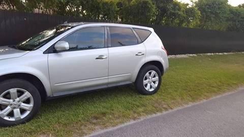 2006 Nissan Murano for sale at LA Motors Miami in Miami FL
