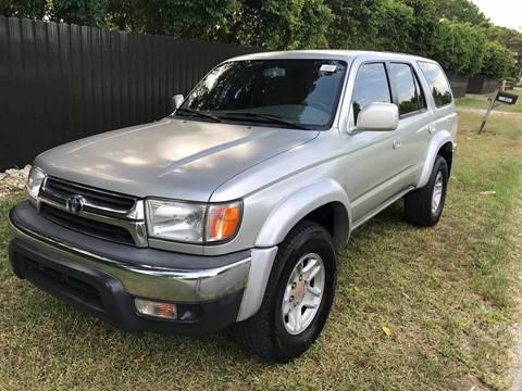 2002 Toyota 4Runner for sale at LA Motors Miami in Miami FL