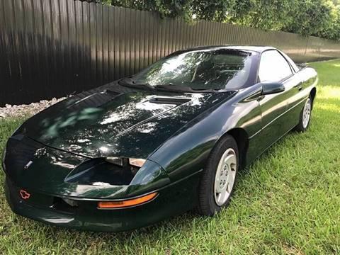 1996 Chevrolet Camaro for sale at LA Motors Miami in Miami FL