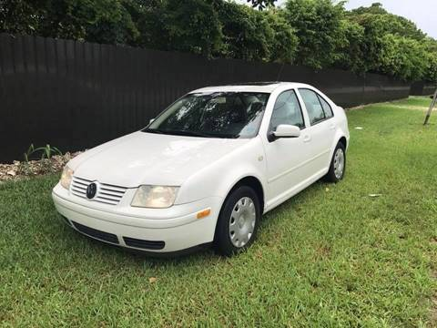 2000 Volkswagen Jetta for sale at LA Motors Miami in Miami FL
