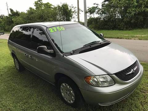 2003 Chrysler Town and Country for sale at LA Motors Miami in Miami FL