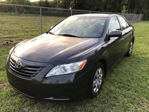 2009 Toyota Camry for sale at LA Motors Miami in Miami FL