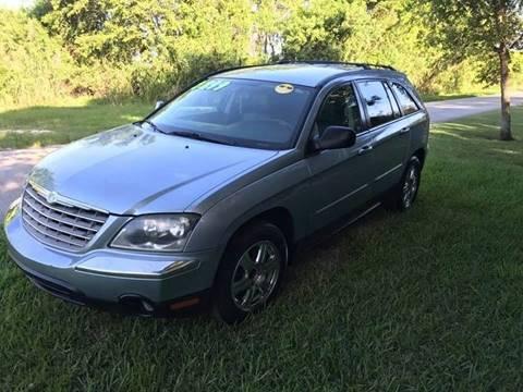 2006 Chrysler Pacifica for sale at LA Motors Miami in Miami FL