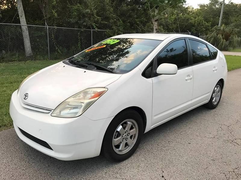 2005 Toyota Prius for sale at LA Motors Miami in Miami FL