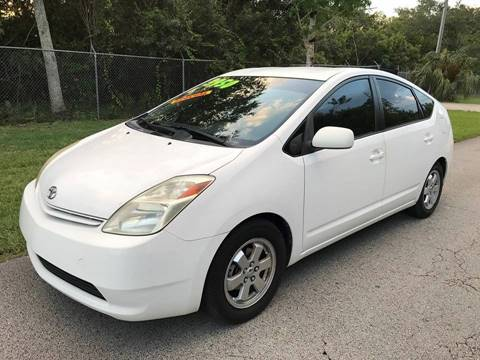 2005 Toyota Prius for sale at LA Motors Miami in Miami FL