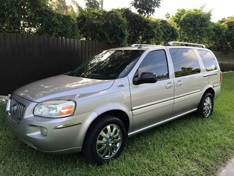 2005 Buick Terraza for sale at LA Motors Miami in Miami FL
