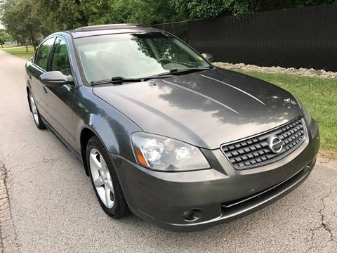 2005 Nissan Altima for sale at LA Motors Miami in Miami FL