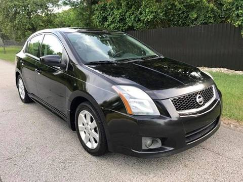 2010 Nissan Sentra for sale at LA Motors Miami in Miami FL