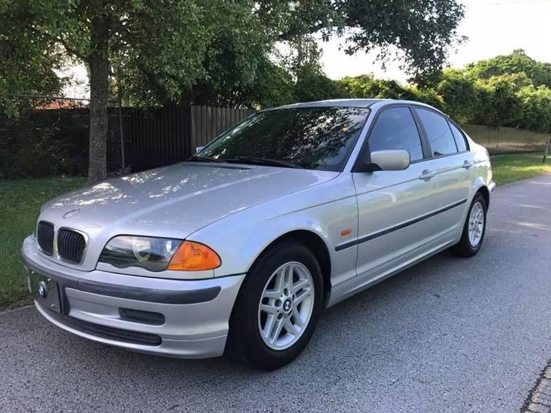 2000 BMW 3 Series for sale at LA Motors Miami in Miami FL