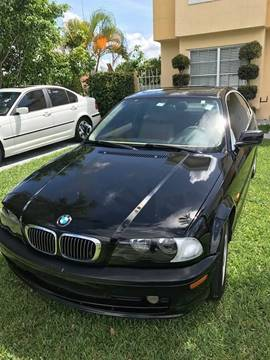2002 BMW 3 Series for sale at LA Motors Miami in Miami FL