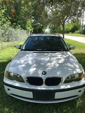 2004 BMW 3 Series for sale at LA Motors Miami in Miami FL