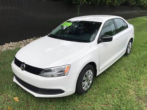 2014 Volkswagen Jetta for sale at LA Motors Miami in Miami FL