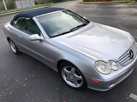2005 Mercedes-Benz CLK for sale at LA Motors Miami in Miami FL