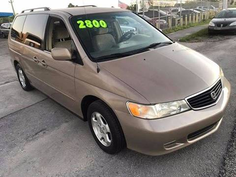 1999 Honda Odyssey for sale at LA Motors Miami in Miami FL