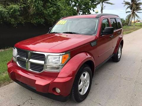 2009 Dodge Nitro for sale at LA Motors Miami in Miami FL