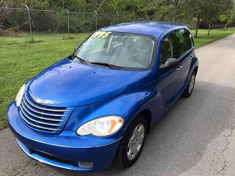2006 Chrysler PT Cruiser for sale at LA Motors Miami in Miami FL