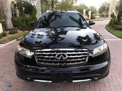 2006 Infiniti FX35 for sale at LA Motors Miami in Miami FL