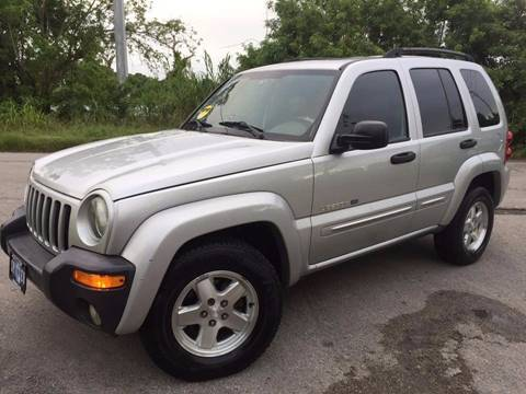 2003 Jeep Liberty for sale at LA Motors Miami in Miami FL