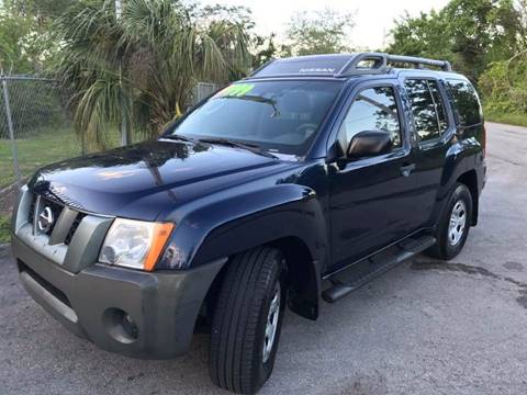 2008 Nissan Xterra for sale at LA Motors Miami in Miami FL