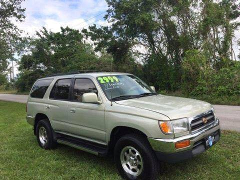 1998 Toyota 4Runner for sale at LA Motors Miami in Miami FL