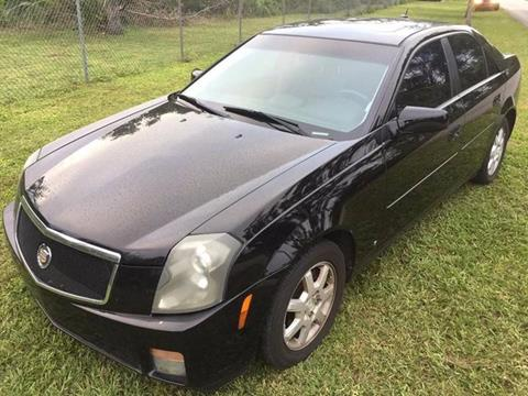 2006 Cadillac CTS for sale at LA Motors Miami in Miami FL