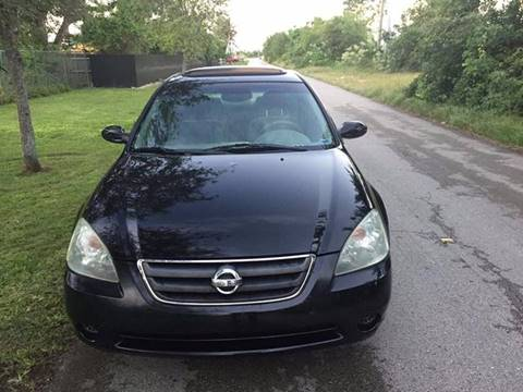 2003 Nissan Altima for sale at LA Motors Miami in Miami FL