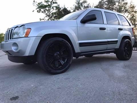 2005 Jeep Grand Cherokee for sale at LA Motors Miami in Miami FL
