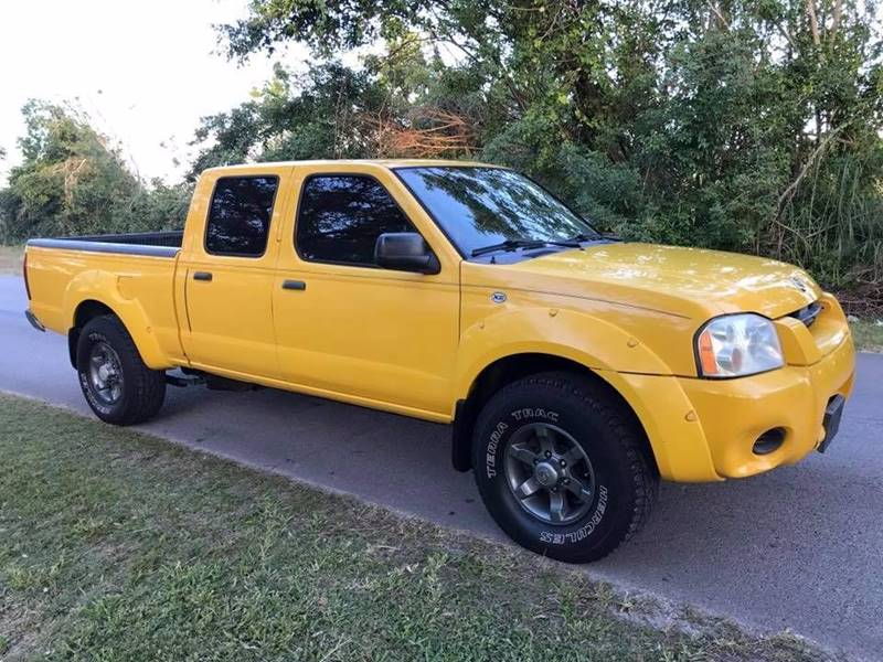2004 Nissan Frontier for sale at LA Motors Miami in Miami FL