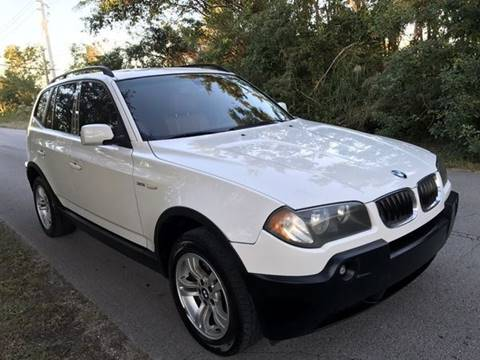 2005 BMW X3 for sale at LA Motors Miami in Miami FL