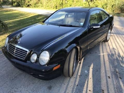 2000 Mercedes-Benz CLK for sale at LA Motors Miami in Miami FL