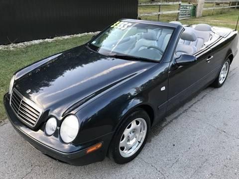 1999 Mercedes-Benz CLK for sale at LA Motors Miami in Miami FL